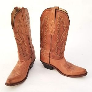 Old West Western Boots LF 1529 Size 6.5